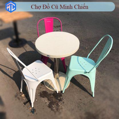 bàn ghế cafe ngoài trời giá rẻ tphcm