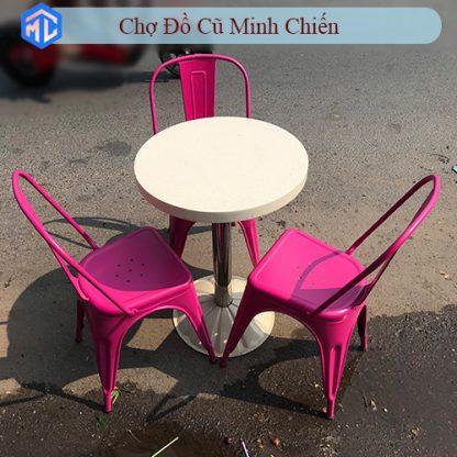 bàn ghế cafe sân vườn giá rẻ tphcm