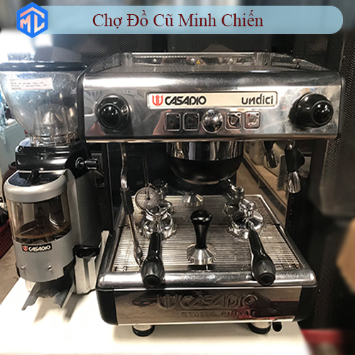 máy pha cafe casadio cũ 1 group