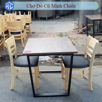 bàn ghế trà sữa giá rẻ