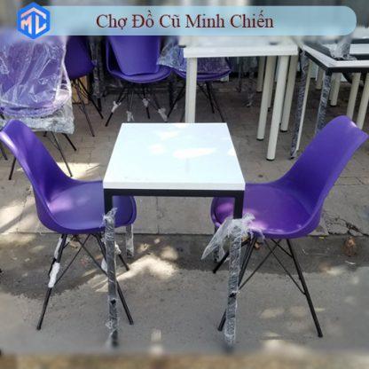 bàn ghế trà sữa giá rẻ tphcm