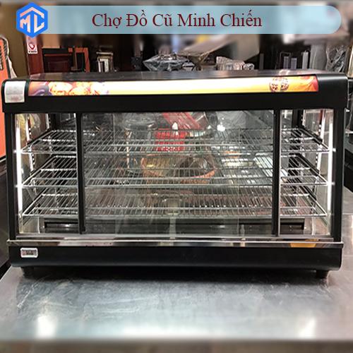 tủ giữ nóng thực phẩm 1m2